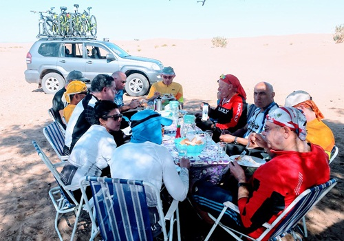Day Bike from imlil to Asni